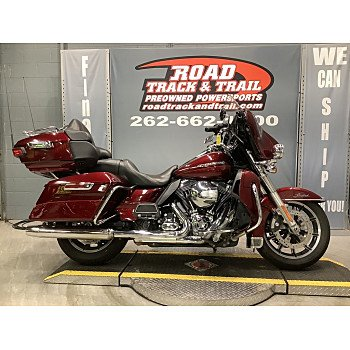 2016 Harley-Davidson Touring for sale 200948361