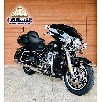 2016 Harley-Davidson Touring Ultra Classic Electra Glide for sale 201002093