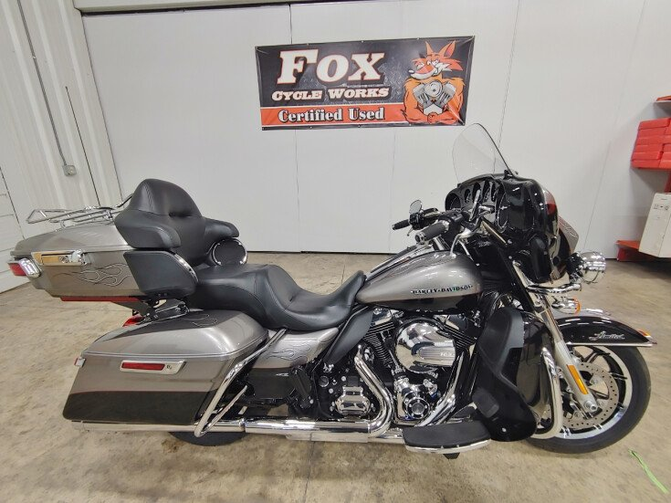 2016 Harley-Davidson Touring for sale 201012113