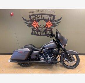 2016 Harley-Davidson Touring for sale 201025343