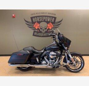 2016 Harley-Davidson Touring for sale 201025344