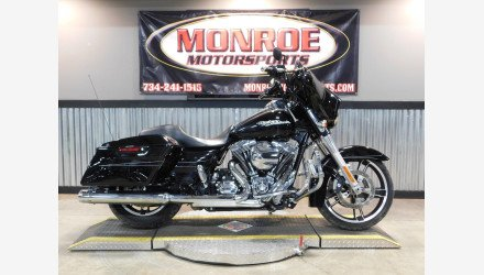 2016 Harley-Davidson Touring for sale 201054445