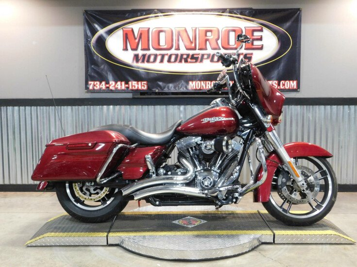 2016 Harley-Davidson Touring for sale 201059027