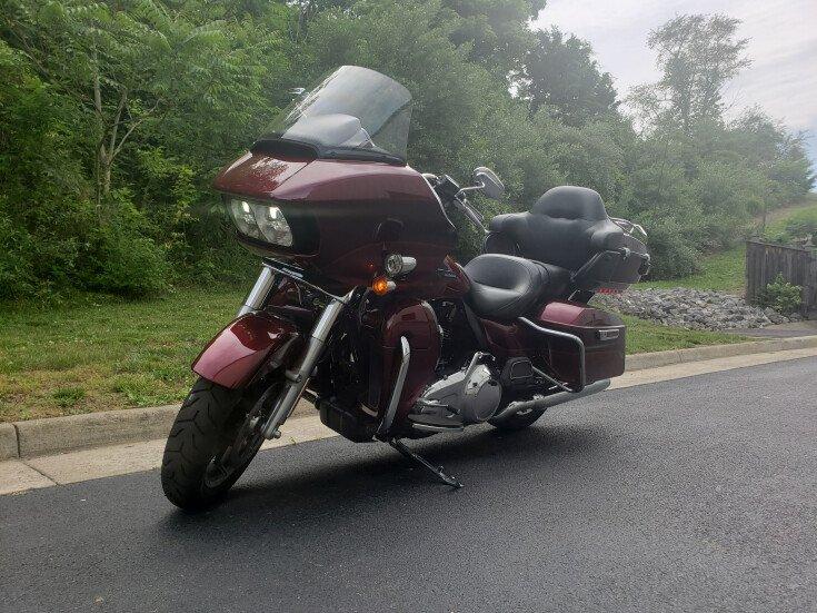2016 Harley-Davidson Touring for sale 201095340