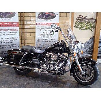 2016 Harley-Davidson Touring for sale 201120559