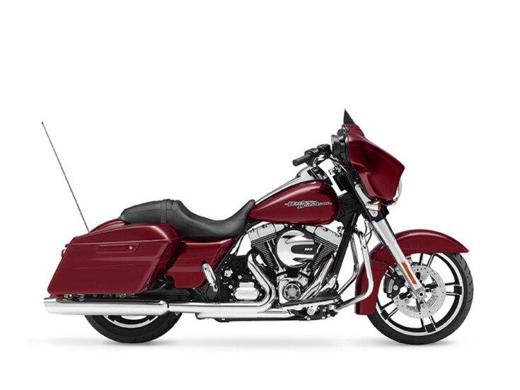 2016 Harley-Davidson Touring for sale 201148321