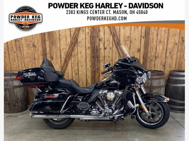 2016 Harley-Davidson Touring Ultra Classic Electra Glide for sale 201163770