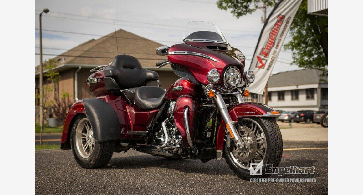 2016 Harley-Davidson Trike for sale 200582312