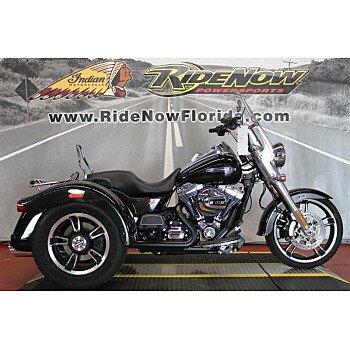 2016 Harley-Davidson Trike for sale 200710922