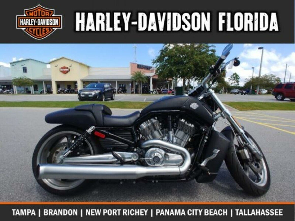 2016 Harley Davidson V Rod For Sale Near Panama City Beach Florida