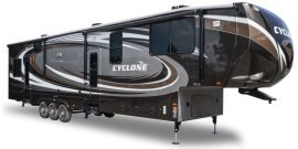2016 Heartland Cyclone CY 300C Ti Titanium Edition specifications