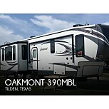 2016 Heartland Oakmont for sale 300285469