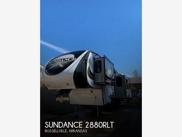 2016 Heartland Sundance 2880RLT for sale 300280133