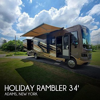 2016 Holiday Rambler Vacationer for sale 300244846