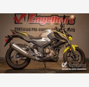 2016 Honda CB300F for sale 200631271