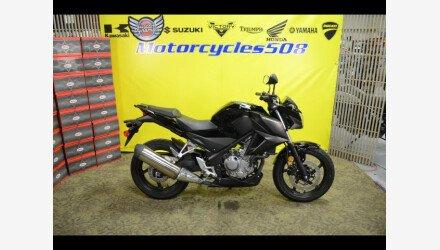 2016 Honda CB300F for sale 200688401