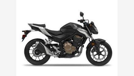 2016 Honda CB500F for sale 200682135