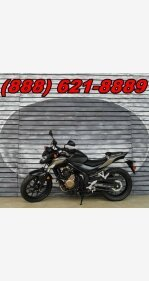 2016 Honda CB500F for sale 200758826
