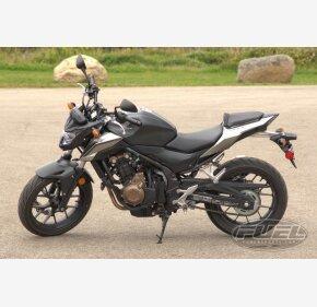 2016 Honda CB500F for sale 200800733