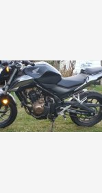 2016 Honda CB500F for sale 200824914