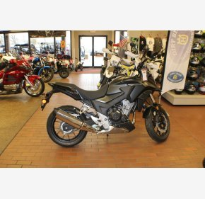 2016 Honda CB500X for sale 200435486