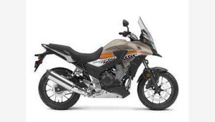 2016 Honda CB500X for sale 200671966