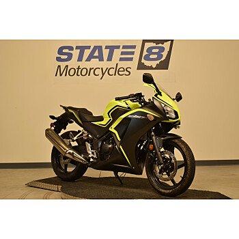 2016 Honda CBR300R for sale 200647848