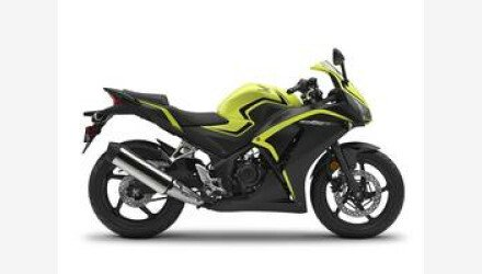 2016 Honda CBR300R for sale 200719602