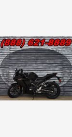 2016 Honda CBR300R for sale 200901358