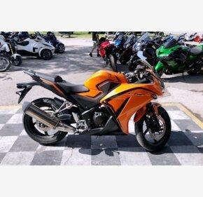 2016 Honda CBR300R for sale 200906485