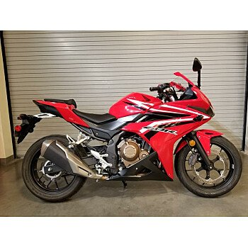 2016 Honda CBR500R for sale 200690961