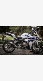 2016 Honda CBR500R for sale 200712872