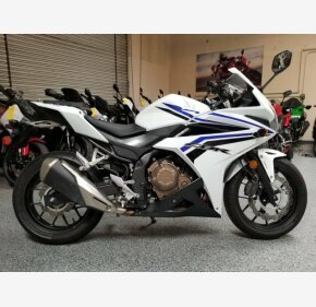 2016 Honda CBR500R for sale 200813853