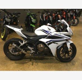 2016 Honda CBR500R for sale 200909435