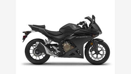 2016 Honda CBR500R for sale 200915868