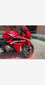 2016 Honda CBR500R for sale 201071033