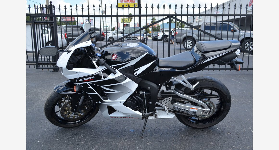 2016 Honda CBR600RR for sale 200623115