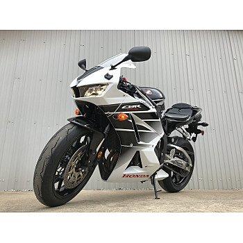 2016 Honda CBR600RR for sale 200712146
