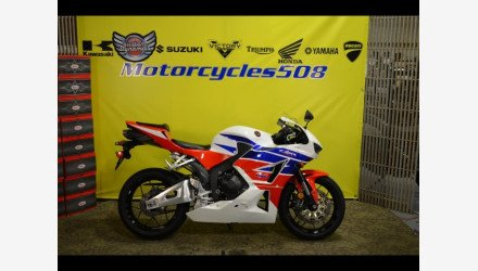 2016 Honda CBR600RR for sale 200665355