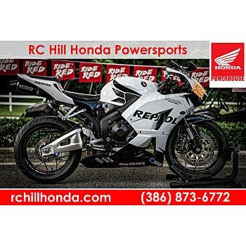 2016 Honda CBR600RR for sale 200778274