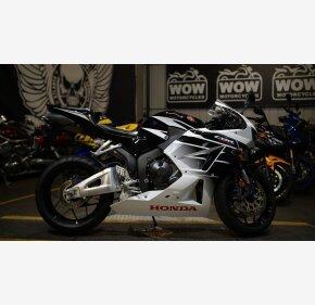 2016 Honda CBR600RR for sale 201026101