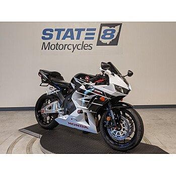 2016 Honda CBR600RR for sale 201184297
