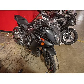 2016 Honda CBR650F for sale 200691247