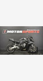 2016 Honda CBR650F for sale 200674874