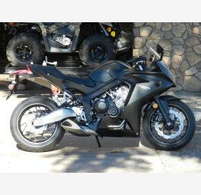 2016 Honda CBR650F for sale 200682169