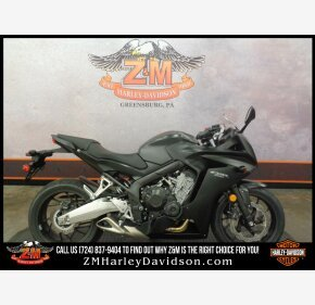 2016 Honda CBR650F for sale 200779816