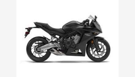 2016 Honda CBR650F for sale 200789399