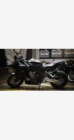 2016 Honda CBR650F for sale 200902550