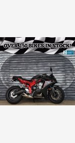 2016 Honda CBR650F for sale 200977167