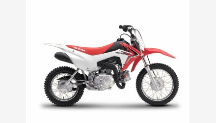 2016 Honda CRF110F for sale 200941183